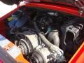 Porsche 911 Carrera Cabriolet Guards Red photo #16
