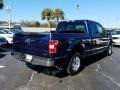 Ford F150 XLT SuperCab Blue Jeans photo #5