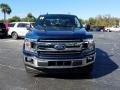 Ford F150 XLT SuperCab Blue Jeans photo #8