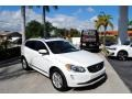 Volvo XC60 T5 Drive-E Ice White photo #1