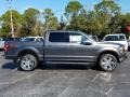 Ford F150 XLT SuperCrew 4x4 Ruby Red photo #6