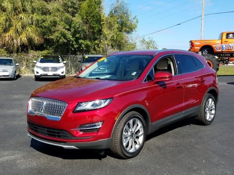 Ruby Red Metallic 2019 Lincoln MKC Select