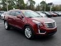 Cadillac XT5 Premium Luxury Red Passion Tintcoat photo #7