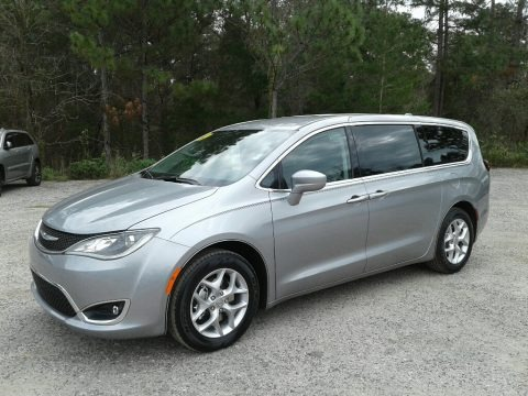 Billet Silver Metallic 2019 Chrysler Pacifica Touring Plus