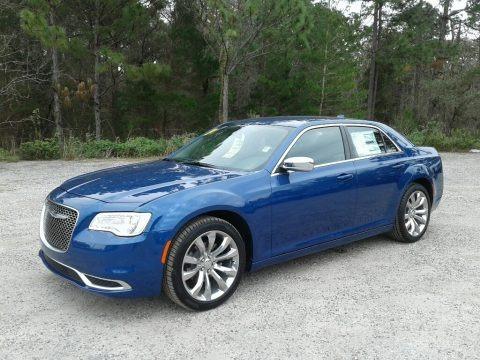 Ocean Blue Metallic 2019 Chrysler 300 Touring