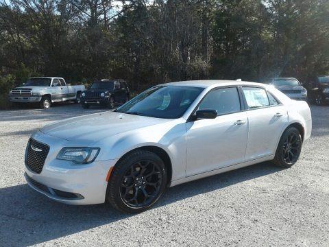 Silver Mist 2019 Chrysler 300 Touring