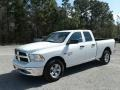 Ram 1500 Classic Tradesman Quad Cab Bright White photo #1