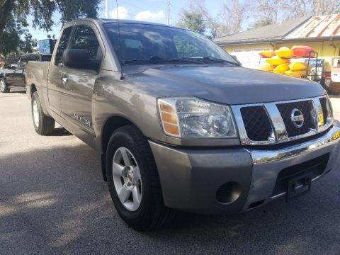 Granite 2007 Nissan Titan SE King Cab