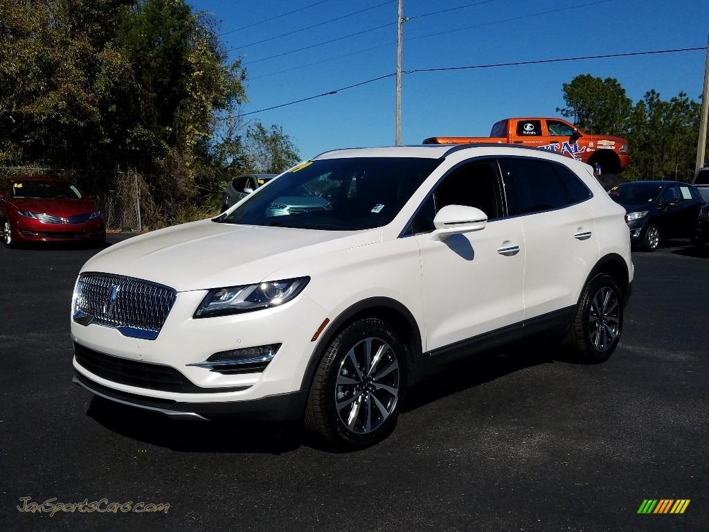 2019 MKC Reserve - White Platinum / Ebony photo #1