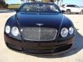 Bentley Continental GTC  Diamond Black photo #2
