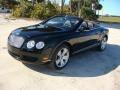 Bentley Continental GTC  Diamond Black photo #3