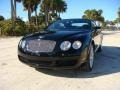 Bentley Continental GTC  Diamond Black photo #29