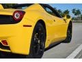 Ferrari 458 Spider Giallo Modena (Yellow) photo #6