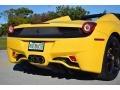 Ferrari 458 Spider Giallo Modena (Yellow) photo #7
