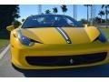 Ferrari 458 Spider Giallo Modena (Yellow) photo #16