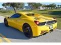 Ferrari 458 Spider Giallo Modena (Yellow) photo #31