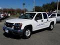 Chevrolet Colorado LT Crew Cab Summit White photo #1