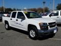 Chevrolet Colorado LT Crew Cab Summit White photo #7