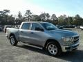 Ram 1500 Tradesman Crew Cab Billett Silver Metallic photo #7