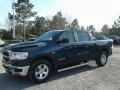 Ram 1500 Tradesman Crew Cab Patriot Blue Pearl photo #1