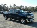 Ram 1500 Tradesman Crew Cab Patriot Blue Pearl photo #7