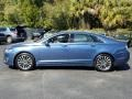 Lincoln MKZ FWD Blue Diamond photo #2