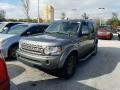 Land Rover LR4 HSE LUX Stornoway Grey Metallic photo #1