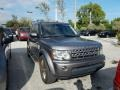 Land Rover LR4 HSE LUX Stornoway Grey Metallic photo #2