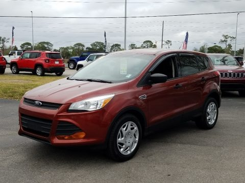 Sunset 2014 Ford Escape S