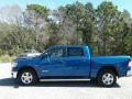 Ram 1500 Tradesman Crew Cab Blue Streak Pearl photo #2