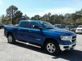 Ram 1500 Tradesman Crew Cab Blue Streak Pearl photo #7