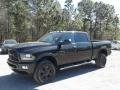 Ram 2500 Laramie Crew Cab 4x4 Brilliant Black Crystal Pearl photo #1