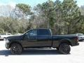 Ram 2500 Laramie Crew Cab 4x4 Brilliant Black Crystal Pearl photo #2
