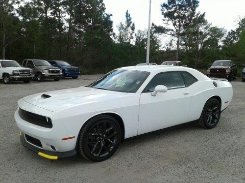 White Knuckle 2019 Dodge Challenger GT