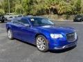Chrysler 300 Touring Ocean Blue Metallic photo #7