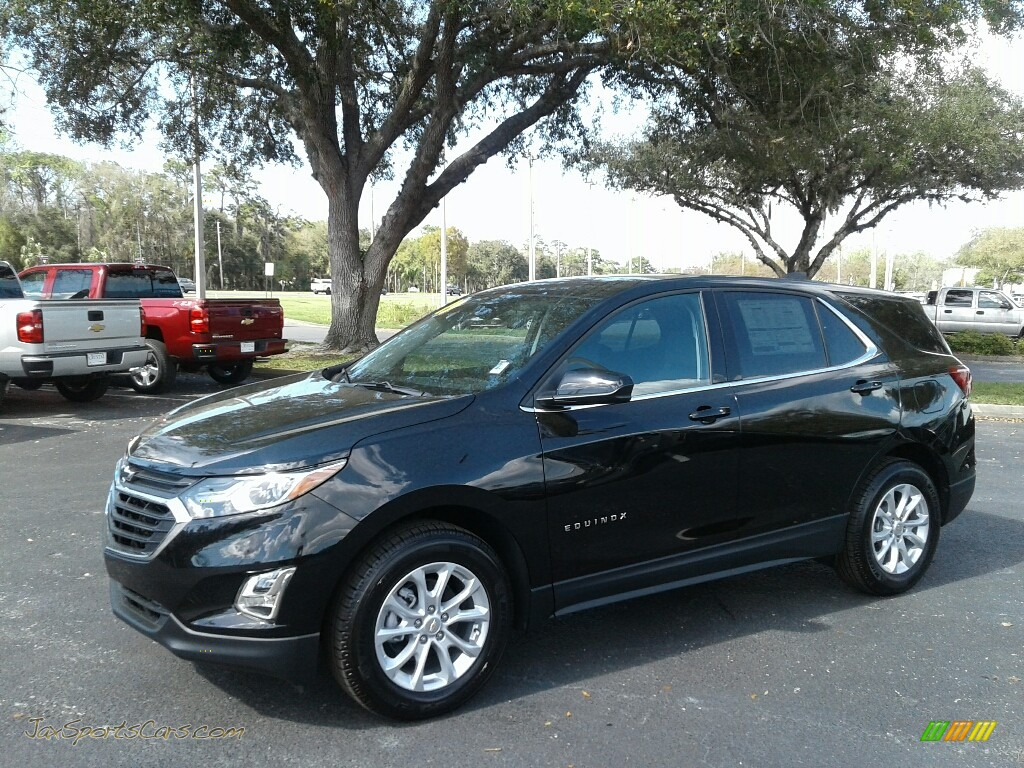 2019 Equinox LT - Mosaic Black Metallic / Jet Black photo #1
