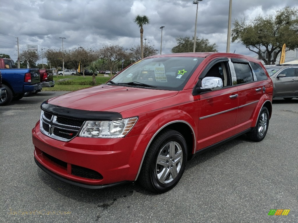 Redline 2 Coat Pearl / Black Dodge Journey American Value Package