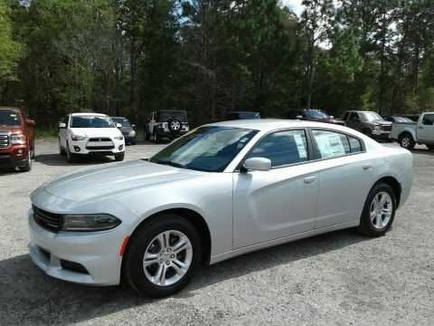 Triple Nickel 2019 Dodge Charger SXT