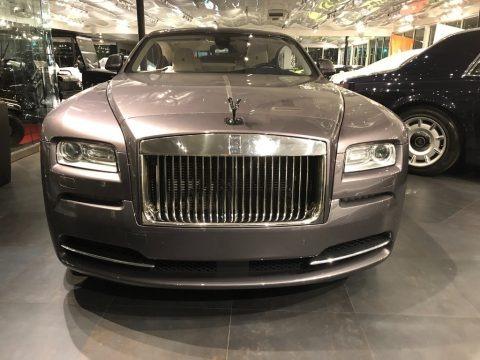 Anthracite 2014 Rolls-Royce Wraith