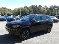 Jeep Compass Trailhawk 4x4 Diamond Black Crystal Pearl photo #1