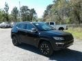Jeep Compass Trailhawk 4x4 Diamond Black Crystal Pearl photo #7