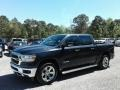 Ram 1500 Big Horn Crew Cab Maximum Steel Metallic photo #1