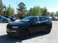 Jeep Compass Latitude Diamond Black Crystal Pearl photo #1