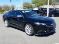 Chevrolet Impala LTZ Black photo #7