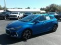 Chevrolet Cruze LT Hatchback Kinetic Blue Metallic photo #1
