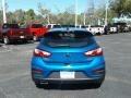 Chevrolet Cruze LT Hatchback Kinetic Blue Metallic photo #4