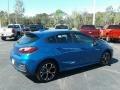 Chevrolet Cruze LT Hatchback Kinetic Blue Metallic photo #5