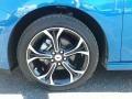 Chevrolet Cruze LT Hatchback Kinetic Blue Metallic photo #20