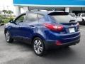 Hyundai Tucson Limited AWD Laguna Blue photo #3