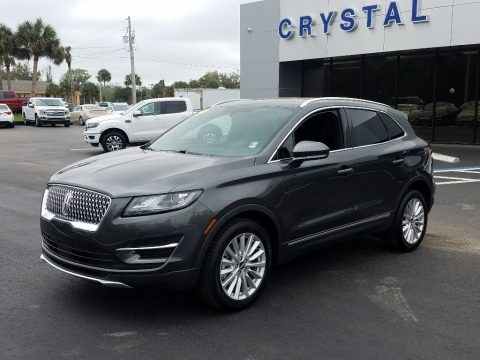Magnetic Gray Metallic 2019 Lincoln MKC FWD